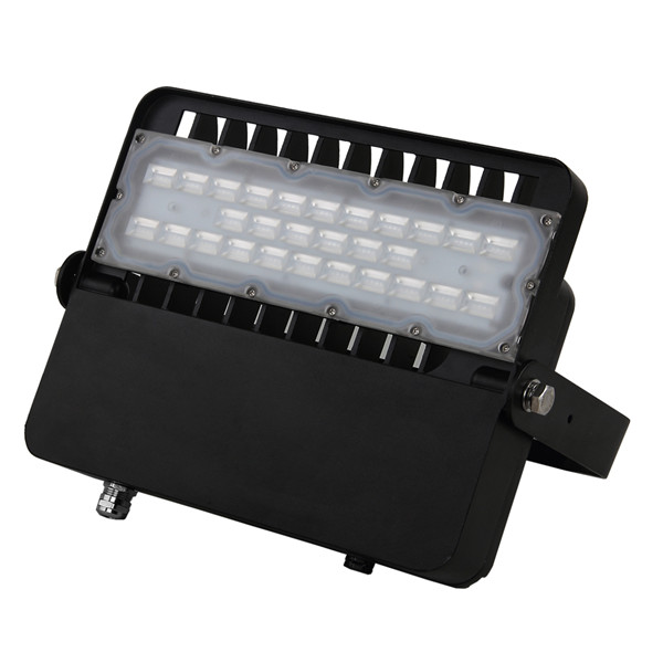 3030LED AC85-277V IP65 100W LED flood lights with Ra 80 and 3 years warranty