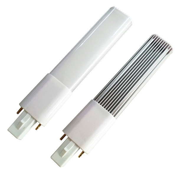 AC100-240V 4W G23 LED Bulb with Aluminum and PC frosted PC cover