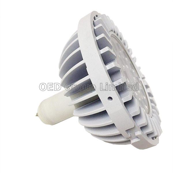 100-277V AC 30W GX8.5 LED Bulbs with Osram LED Chip and External Driver 3 Years Warranty