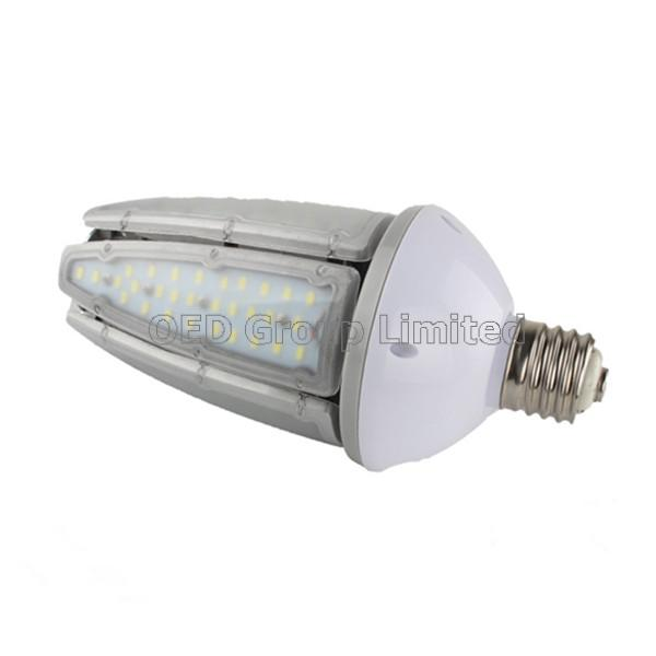 360-degree 100W IP65 LED bulbs with E26 E27 E39 E40 base 100-277V AC aluminum Radiator to replace 500W HPS HID