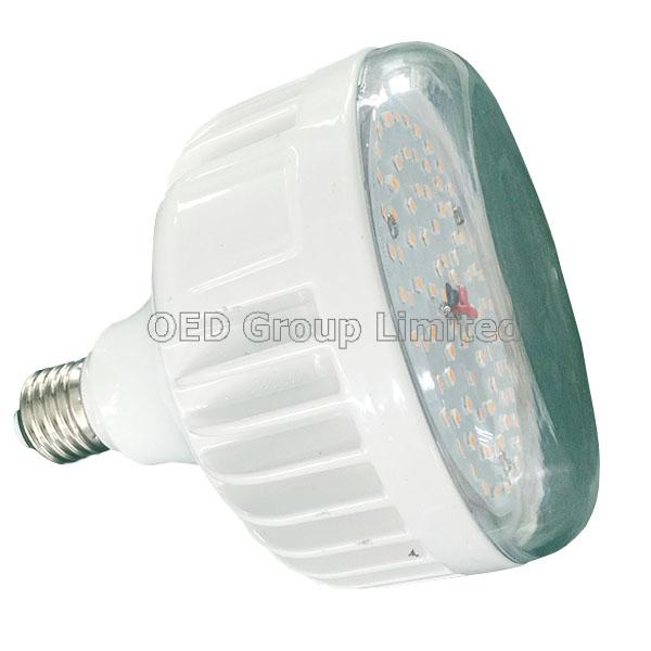 Dimmable IP65 PAR38 LED Bulb 42W with 4500LM 2700K with 3 years warranty FCC Approval