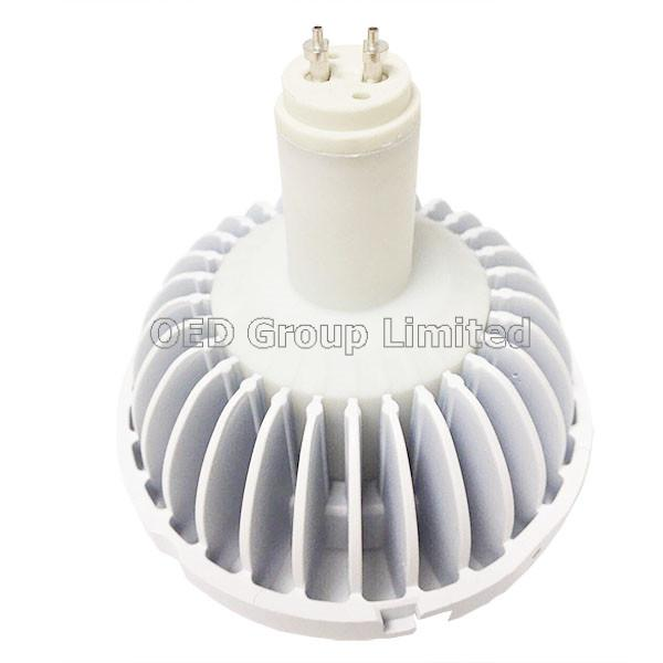 Constant Current Driver Osram S5 LED Chip 100-277V AC 35W GX8.5 LED Spotlight with External Driver​