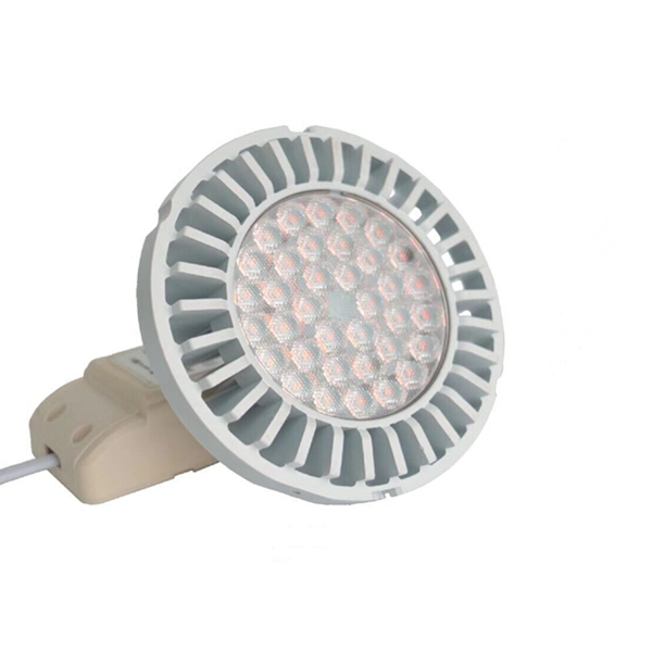 Constant Current Isolated Driver Osram LED Chip 100-277VAC 25W G53 GU10 AR111 LED Spot light with External Driver