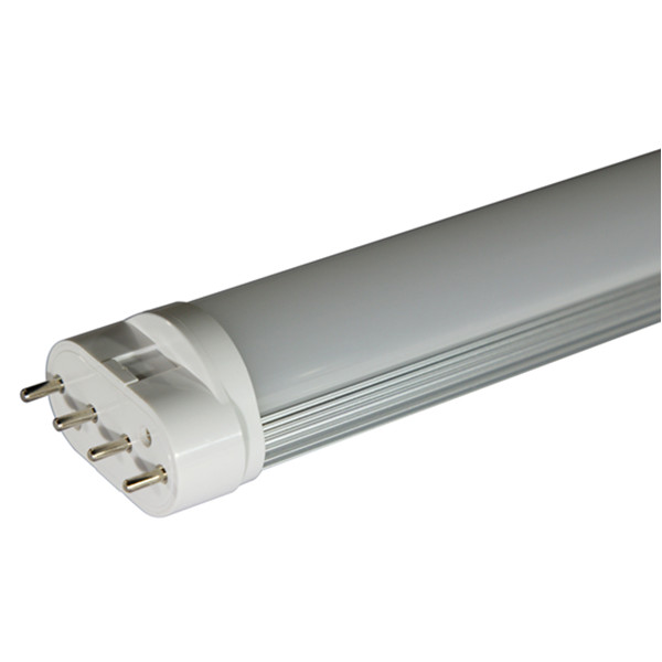 20W 2G11 LED LAMP with 2835SMD 2000LM PF>0.9 Aluminum and PC material and CRI>80