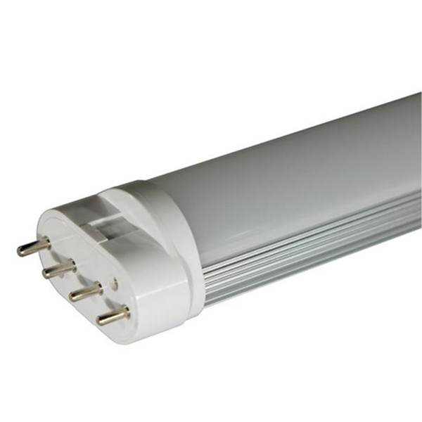 100LM/W 800LM 8W 2G11 LED Tube Light to Replace PHILIPS MASTER PL-L 24W/827/4P/ OSRAM DULUX L 24W/840