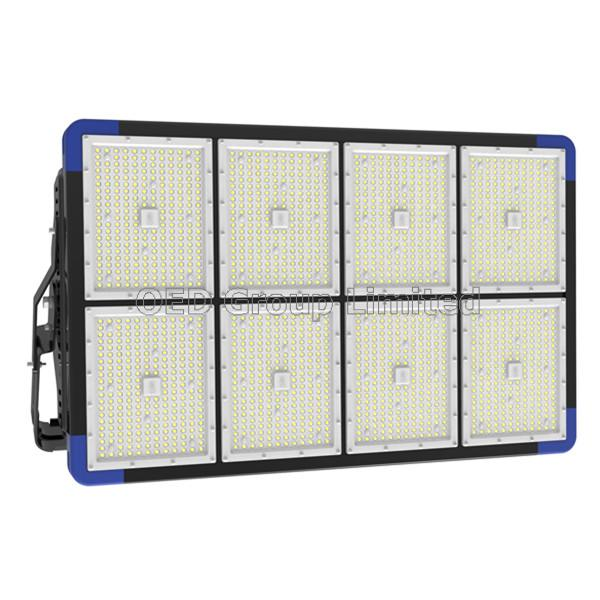 New Design IP66 LED Flooding Court Lamp 1440W/85-277V AC LED Stadium Light with Meanwell Driver