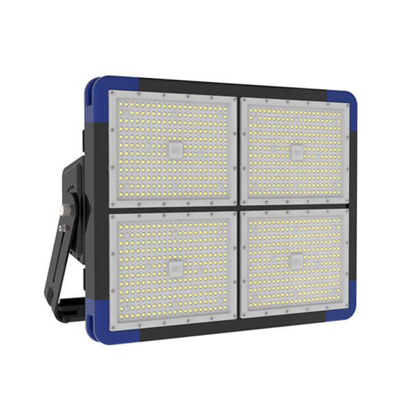IP66 720W LED Stadium Light, 85-277V AC Rugby Field Lighting with Philips Chip Meanwell Driver