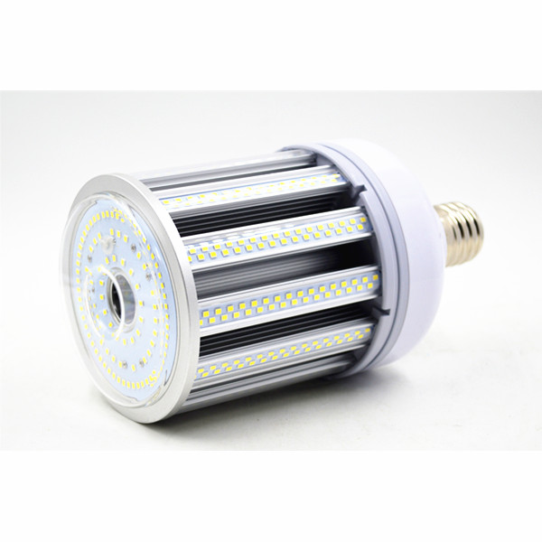 80W SMD Corn bulb with E40 E39 Mogule Base IP64 ​360 degree Epistar Chip 80W LED Light with Alumimum Radiator