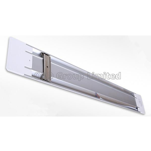 48W 50W 1500MM 5FT LED Flat Tube with Aluminum Radiator and Frosted PC Cover