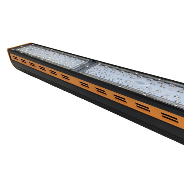 100W 13000LM LED Linear Highbay Light IP65 with LED3030