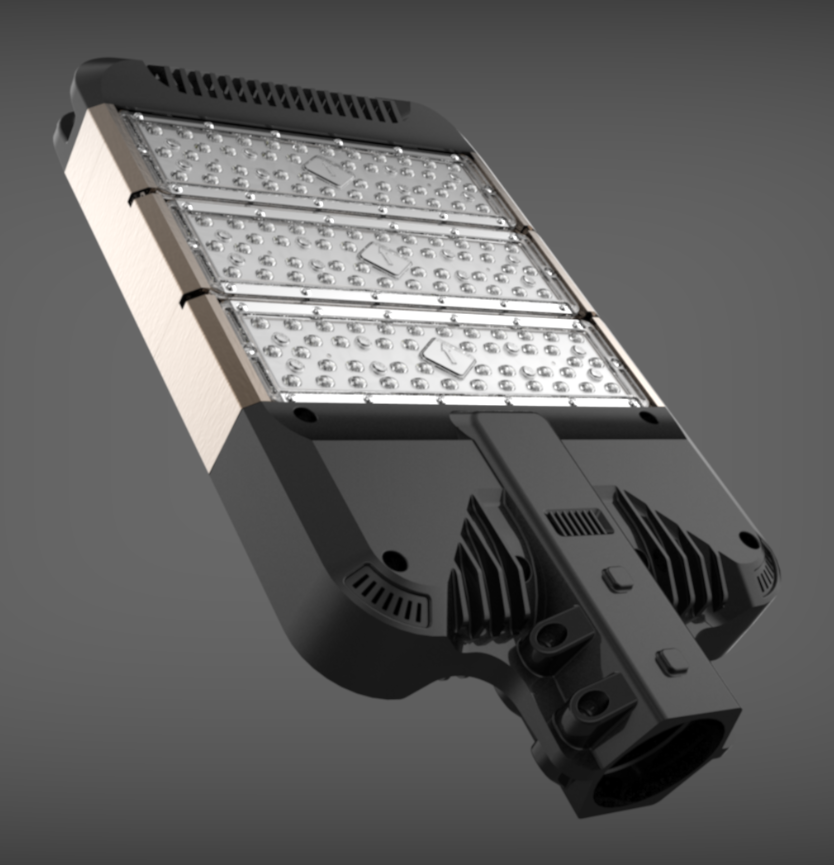 IP65 150W LED Street lighting with Replaceable LED Module RA.80
