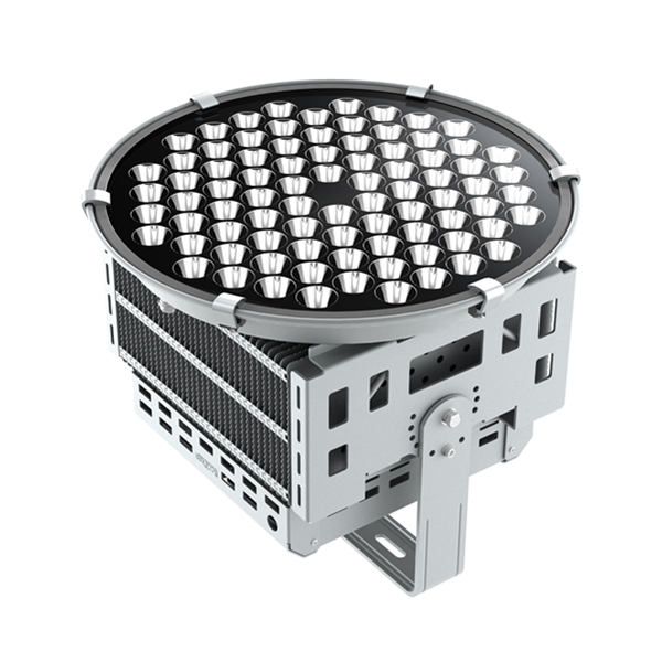 500W LED Projector Lighting Fixture with MW Driver and XML2 LED Chip