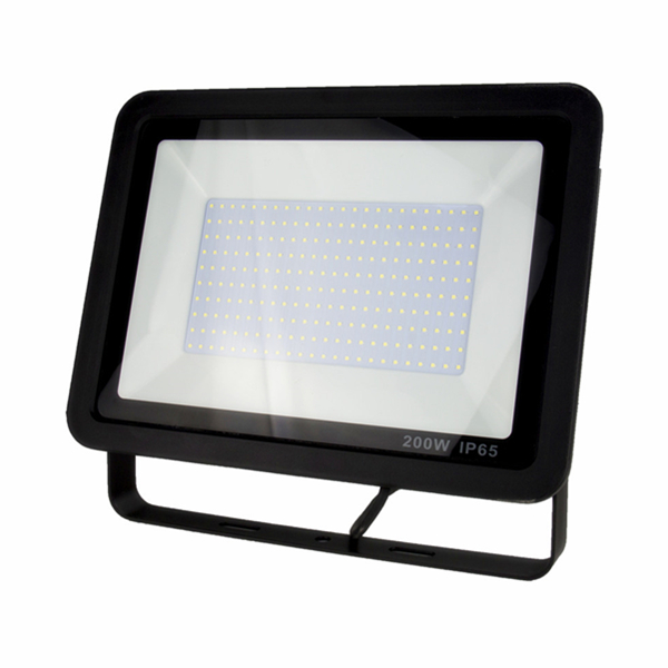 300W SMD LED Flood lighting IP65 Outdoor Lighting die-casting Aluminum radiator Black or White case
