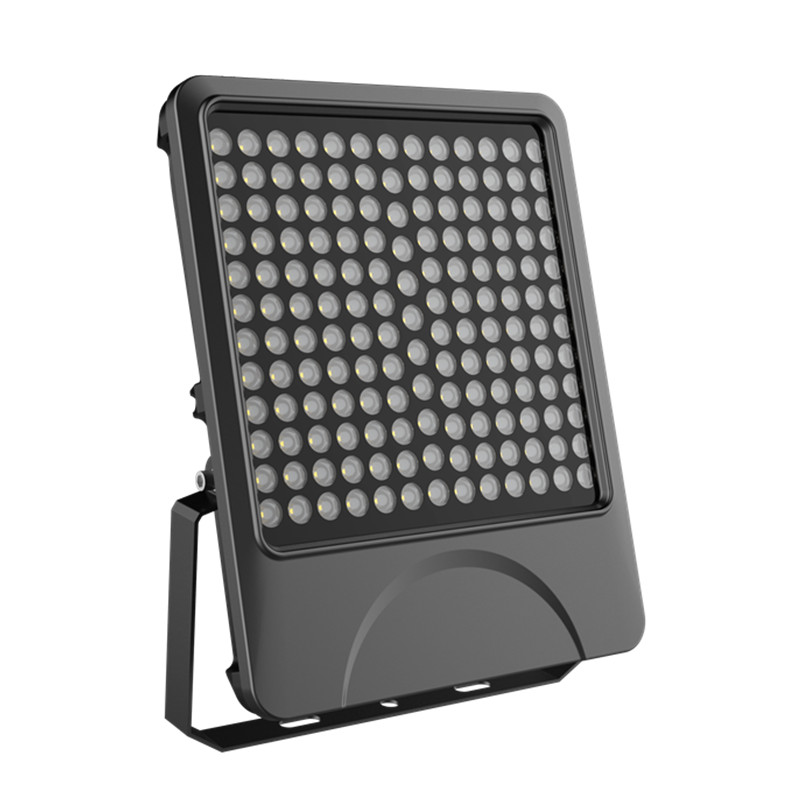 3 Years Warranty 200W IP66 LED Landscape lighting Outdoor Lighting die-casting Aluminum radiator Black case