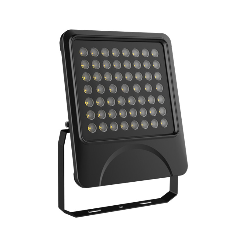 60deg or 90deg Black Case 50W LED Flood lighting IP65 Outdoor die-casting Aluminum