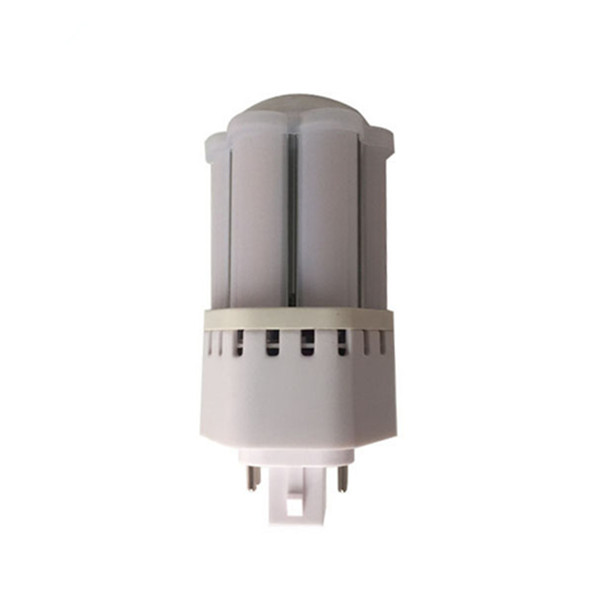 360 deg. 8W G24 Corn LED Bulb with g24d g24q base 360 Viewing angle