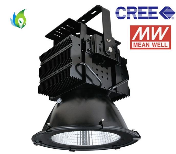 700W LED Outdoor Lighting 130LM/W IP65 with MEANWELL Driver and CREE XTE LED Chip