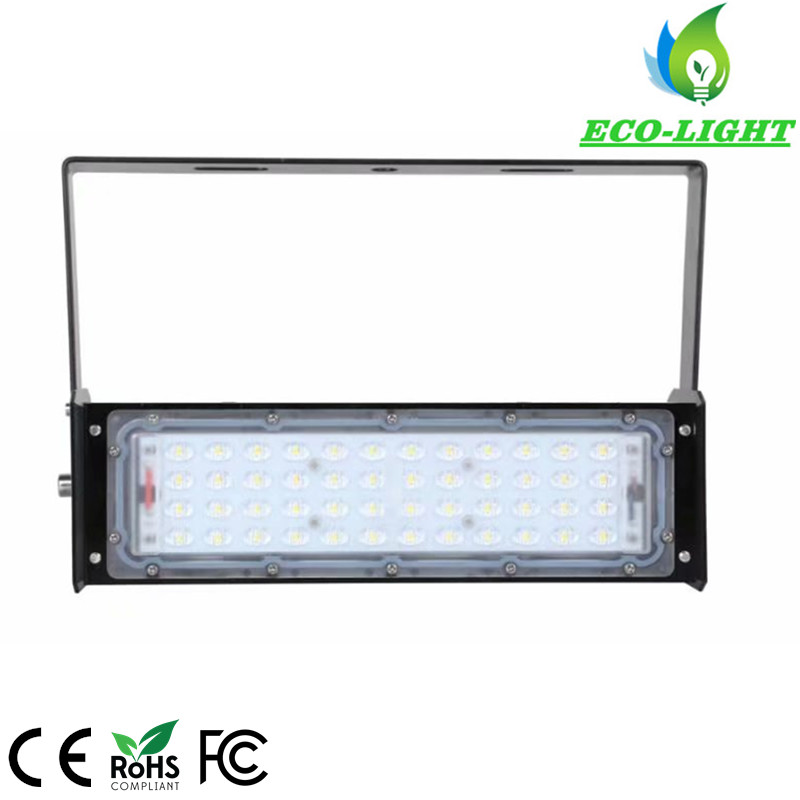 Landscape lighting 50W square lighting 3030SMD IP65 LED Flood Light