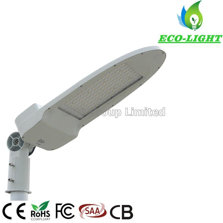 High lumen IP65 outdoor waterproof SMD LED street lamp 100W for roads
