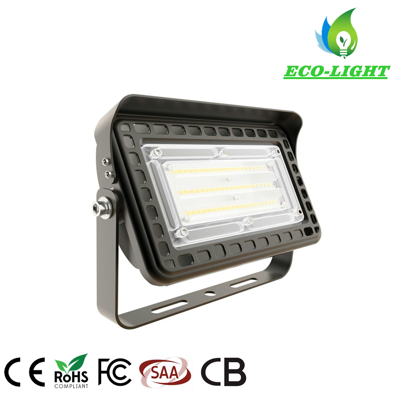 10W High-Quality IP66 Waterproof Outdoor LED Flood Light  with 5 Years Warranty