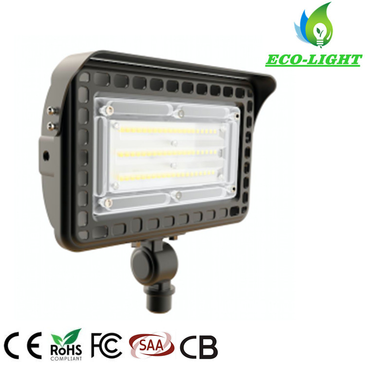 New Type High Brightness 50W Rated Watt IP66 Outdoor Waterproof SMD LED Floodlight