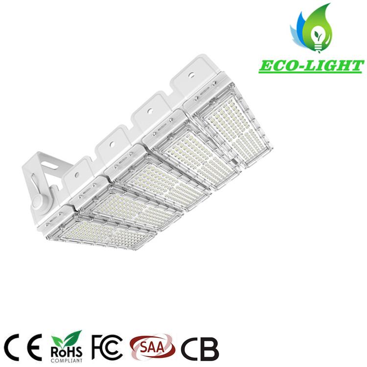 Factory direct 150W high power new type SMD waterproof and dustproof LED module outdoor advertising flood light