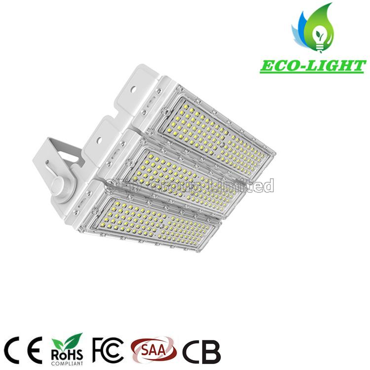 5 Years Warranty 100W SMD Module LED Floodlight with 60-Degree 90-Degree Illumination
