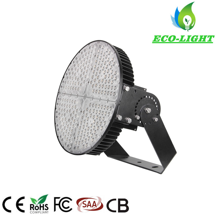Shenzhen factory direct outdoor waterproof LED 300W module SMD round stadium light