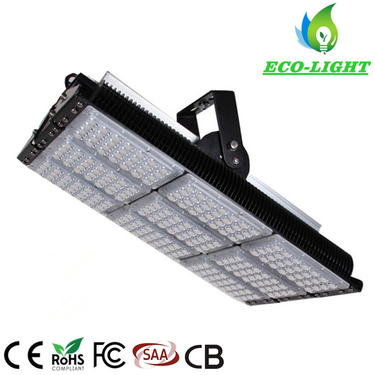 130lm/w 5 Years Warranty Shenzhen Factory 450W Explosion proof 260 degree LED SMD Module stadium Floodlight