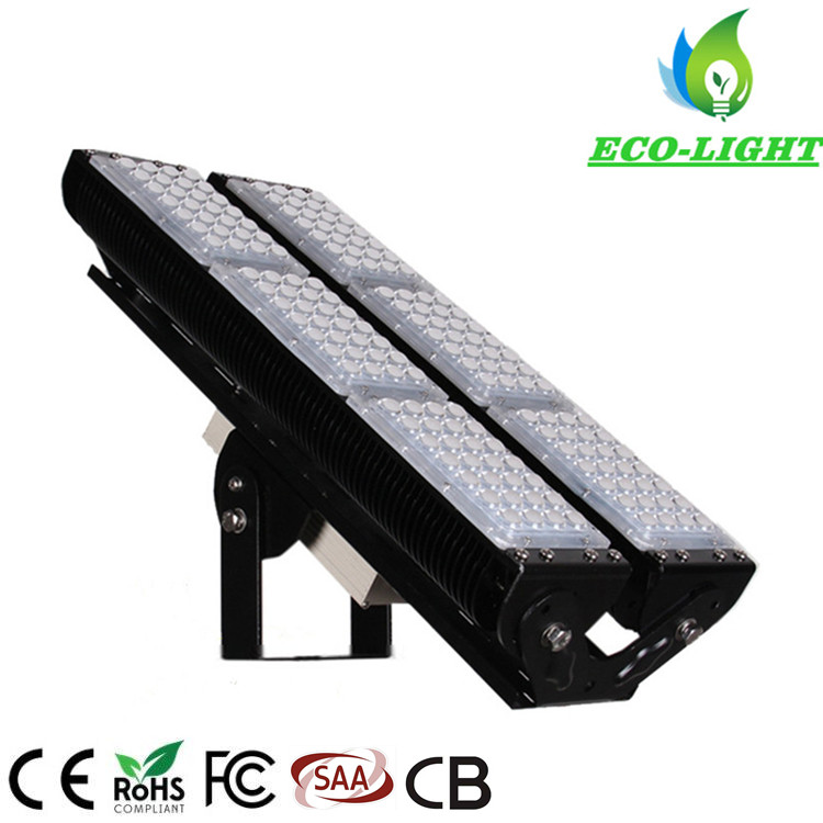 LED module 300W outdoor waterproof lightning protection floodlight with 50,000 hours lifetime