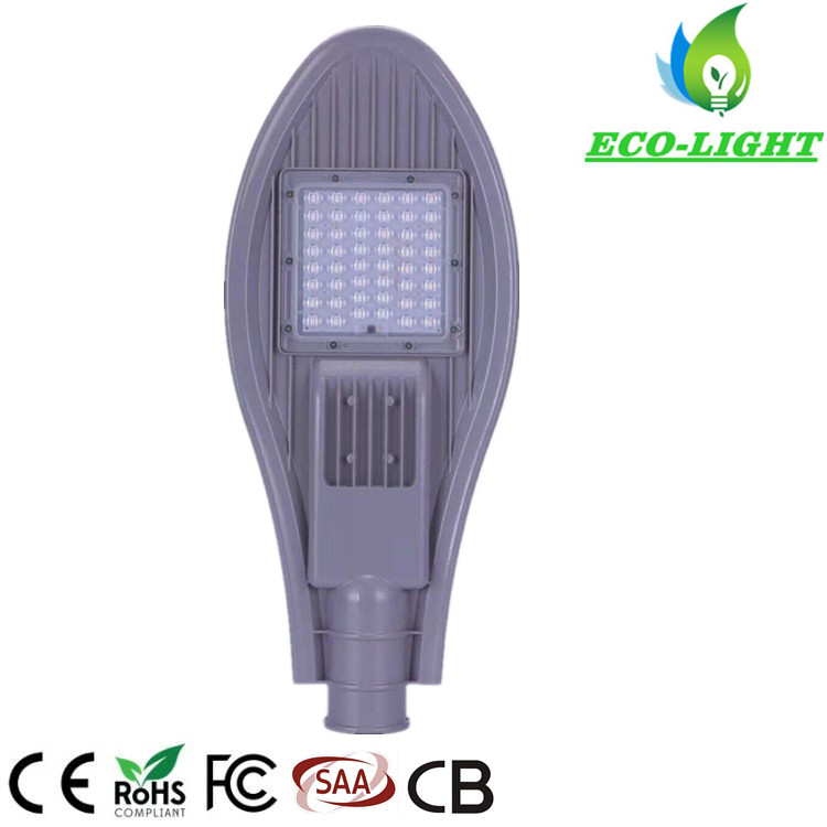 3 years warranty IP65 outdoor waterproof  LED 50W SMD racket street light