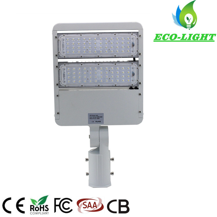 100w Philips chip high power outdoor waterproof IP65 module SMD LED road street light