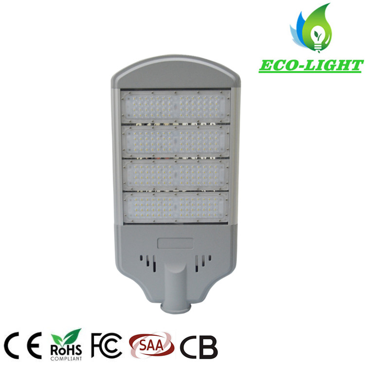 Shenzhen factory 200W high power IP65 LED module street road lamp for outdoor lighting