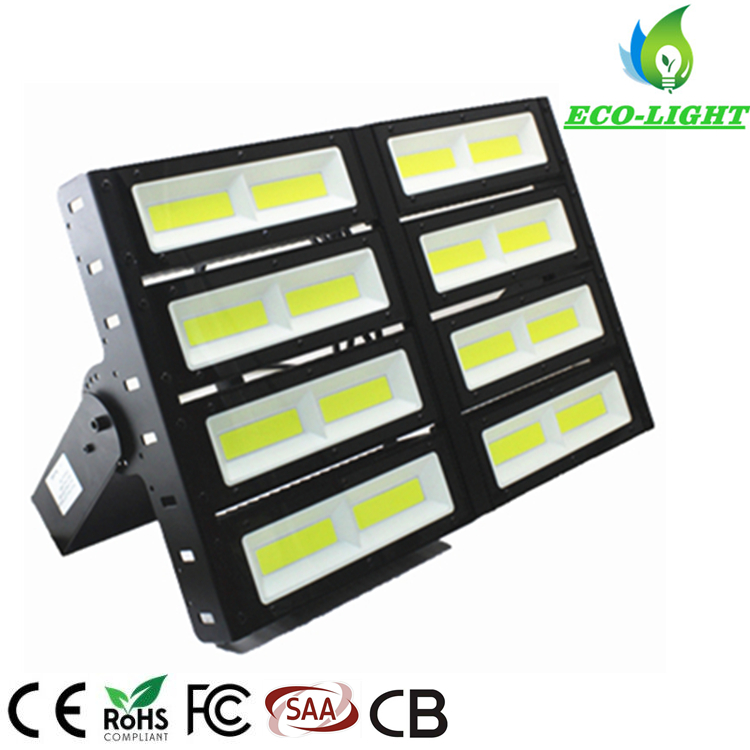 IP67 400w COB LED module flood light for outdoor lighting