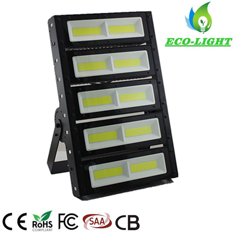High bright work lights IP67 outdoor waterproof 250w COB LED module flood light for garden lawn and yard lighting