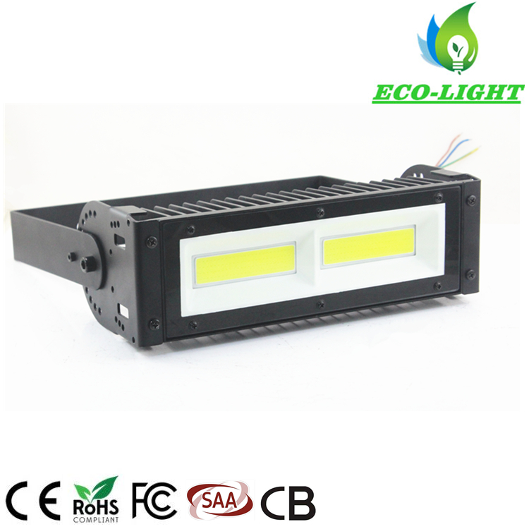 IP67 5 years warranty COB LED module tunnel lamp flood light 50W