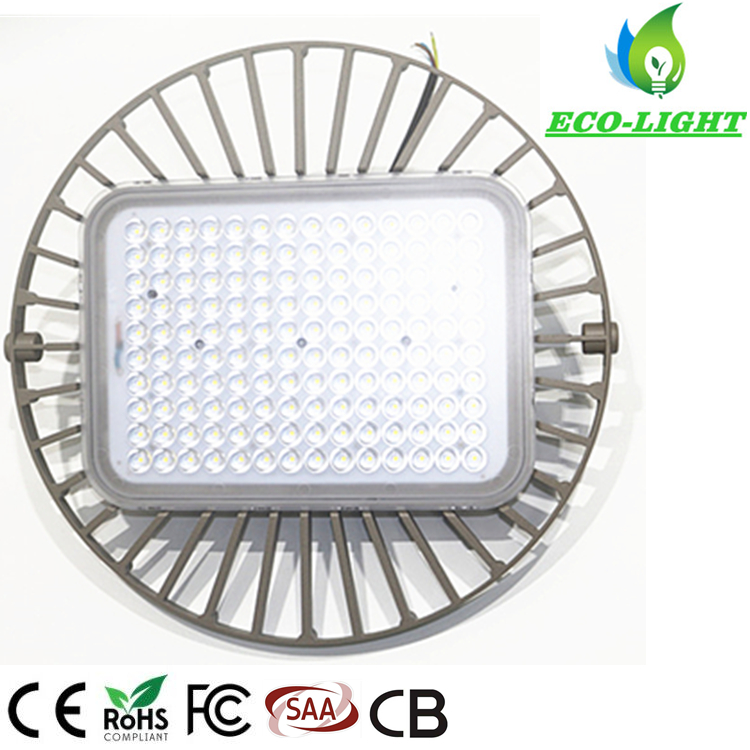 Anti-Explosion Workshop Lights with 130lm/w UFO SMD3030 100W LED High Bay Industrial Light