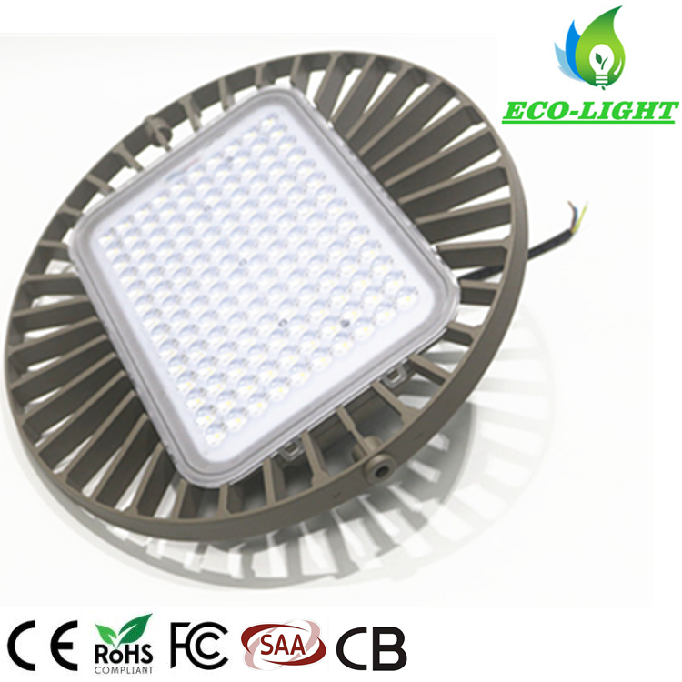Factory Direct 200W IP65 Waterproof and Dustproof Circular LED UFO High Bay Light