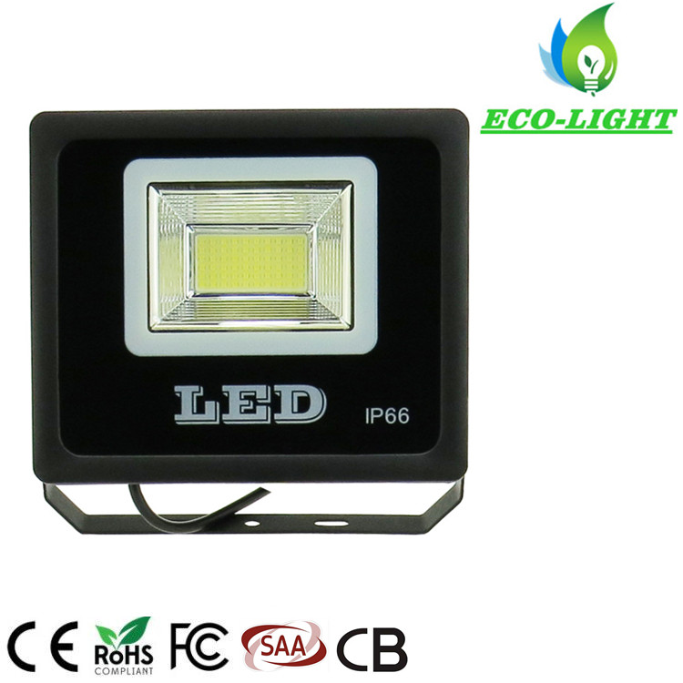 High light 50W Outdoor Waterproof COB LED Flood Light with 50,000 Hours Lifespan