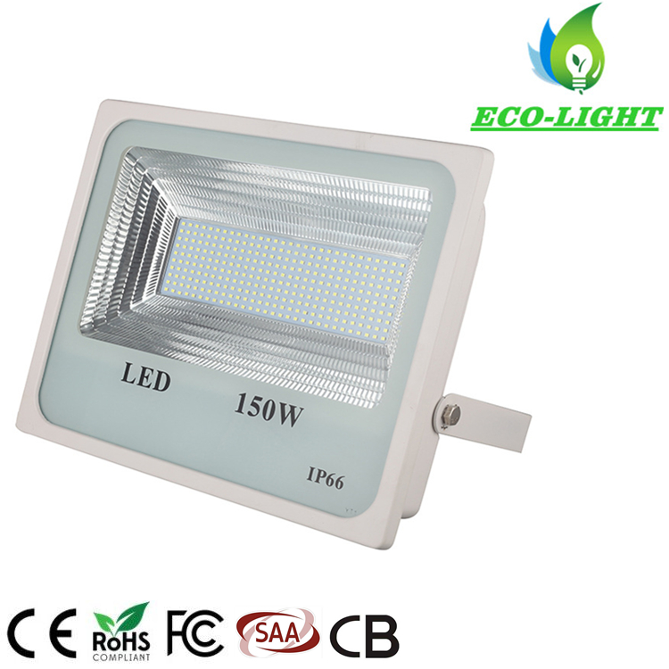 New 150W Integrated Die-Casting IP66 Waterproof Outdoor Lighting SMD2835 LED Flood light