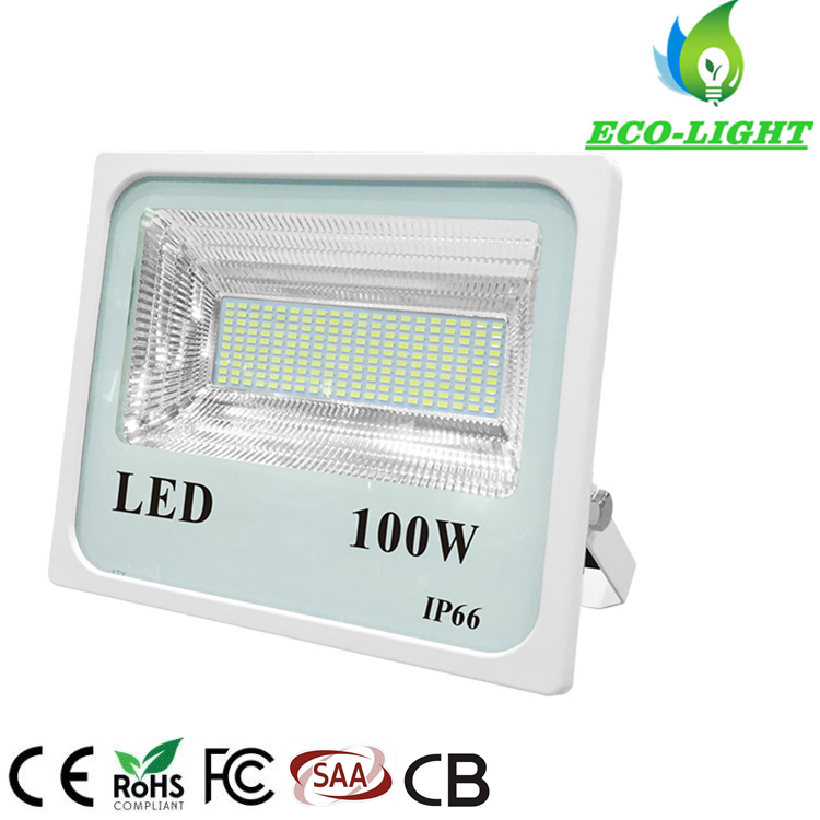 100W Outdoor Lighting High Power IP66 Professional Waterproof LED SMD Flood light
