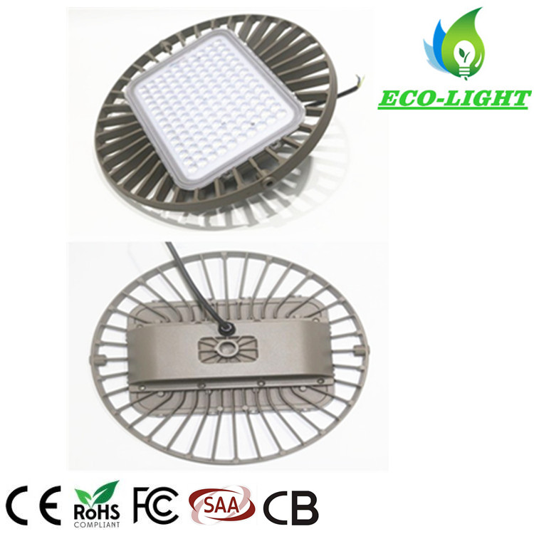 IP65 industrial warehouse lighting 120W UFO SMD LED high bay light