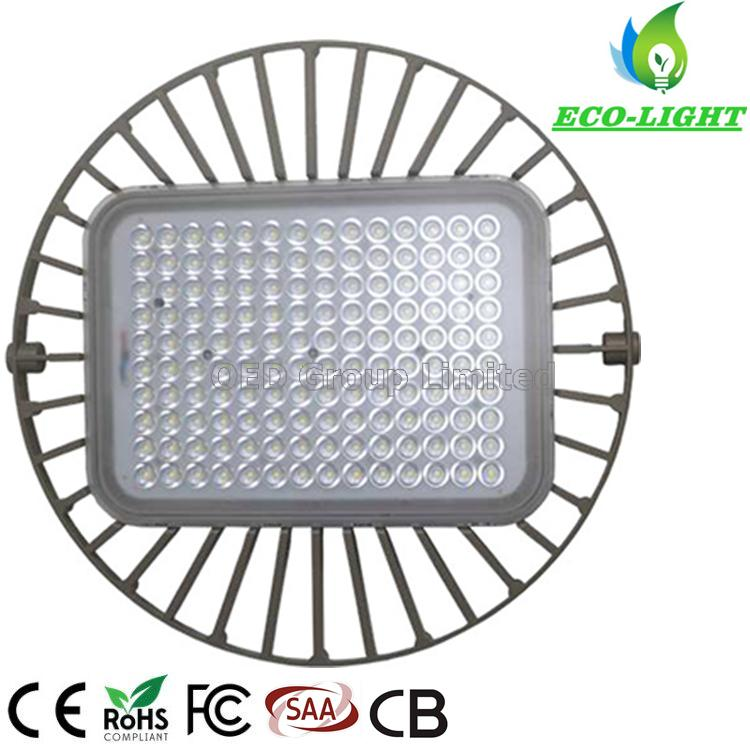 High power IP65 outdoor waterproof 80W save energy UFO SMD LED high bay light