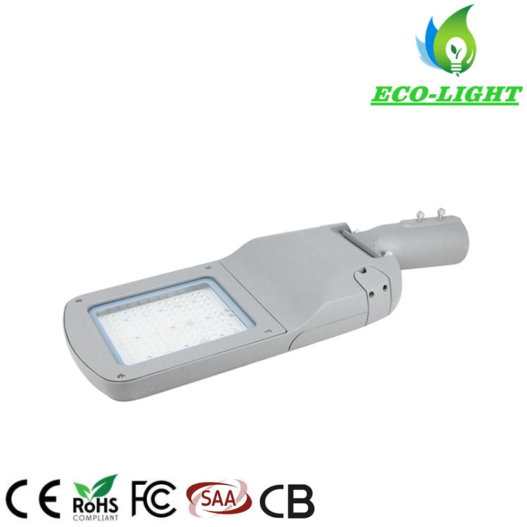 New Design IP65 Outdoor Waterproof 100W SMD LED Garden Road Street Lights with Meanwell Chip