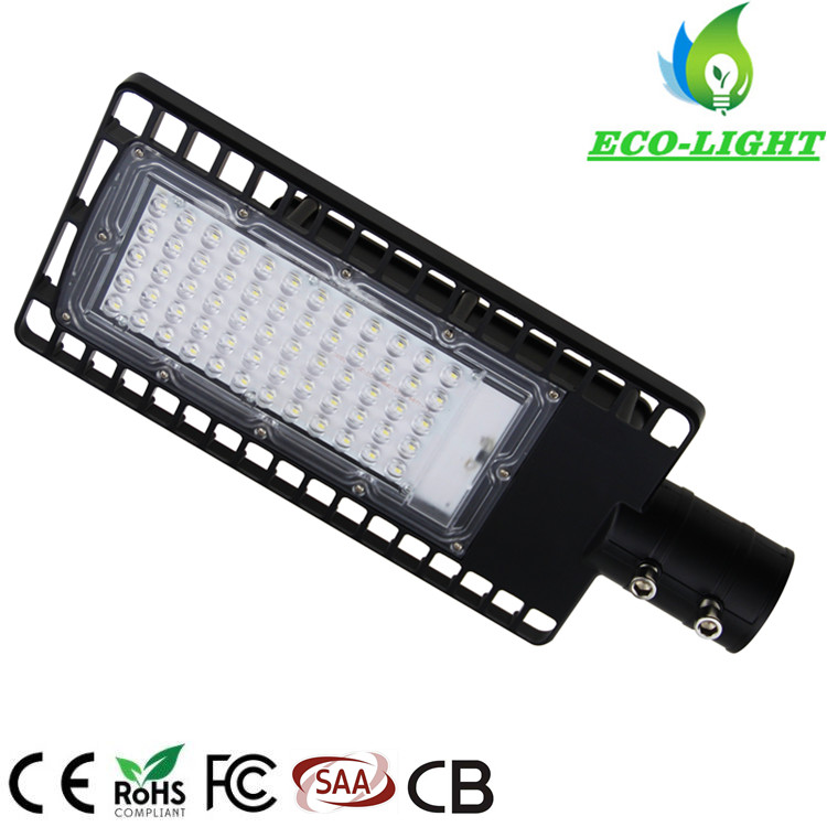SMD LED Bridgelux chip IP65 50W high light efficiency LED street light