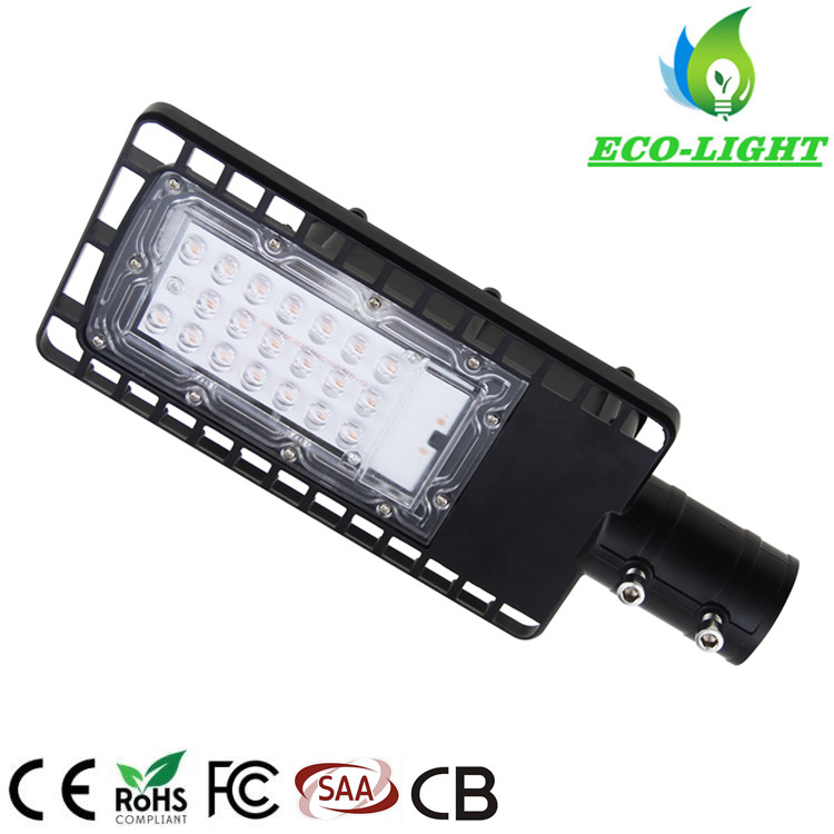 130LM/W IP65 SMD 20W LED street light outdoor for road lighting