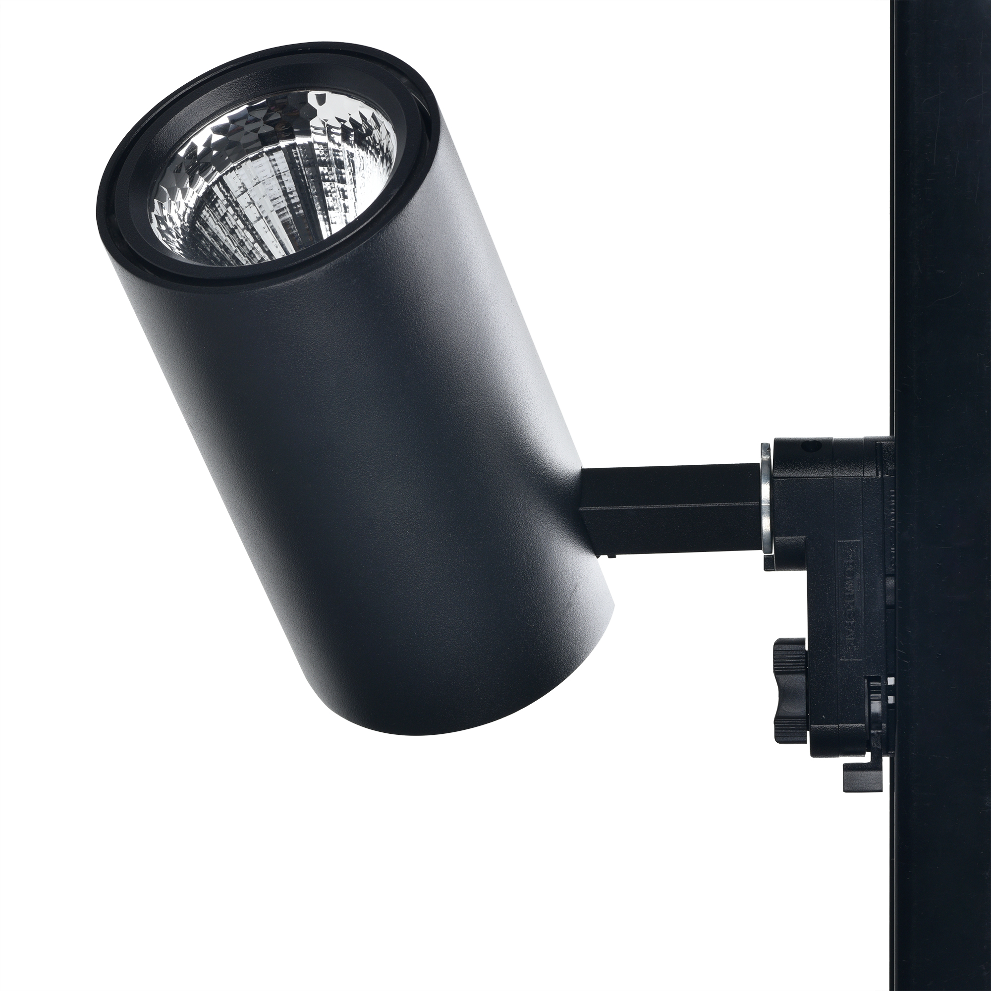 25W COB LED track spot lights for museum lighting