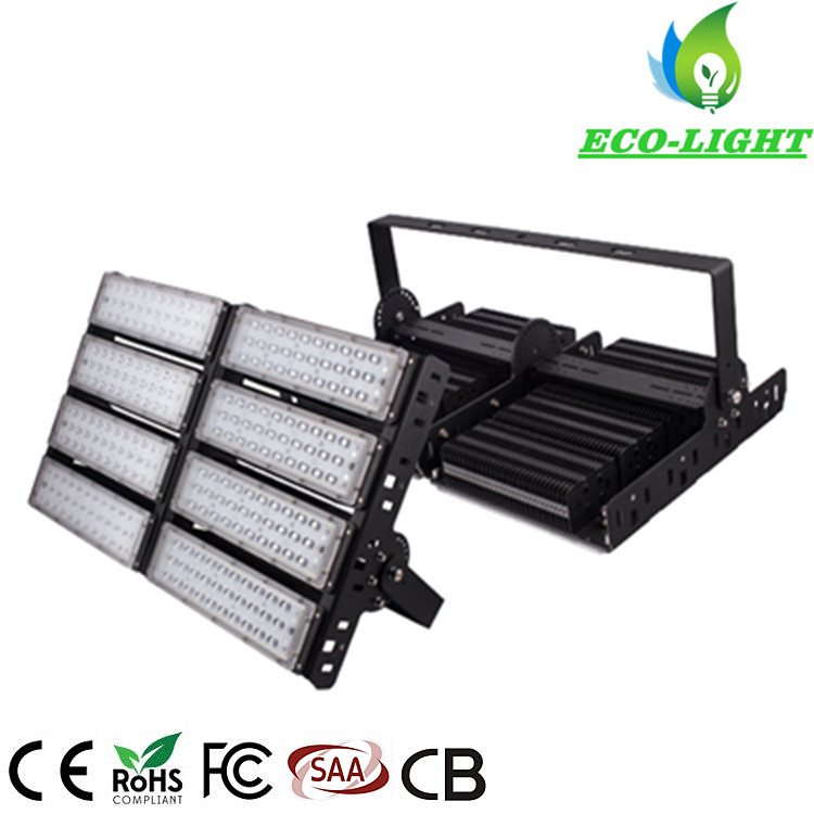 IP65 400 Watt Module LED Flood Light for Sport Field Stadium Lighting