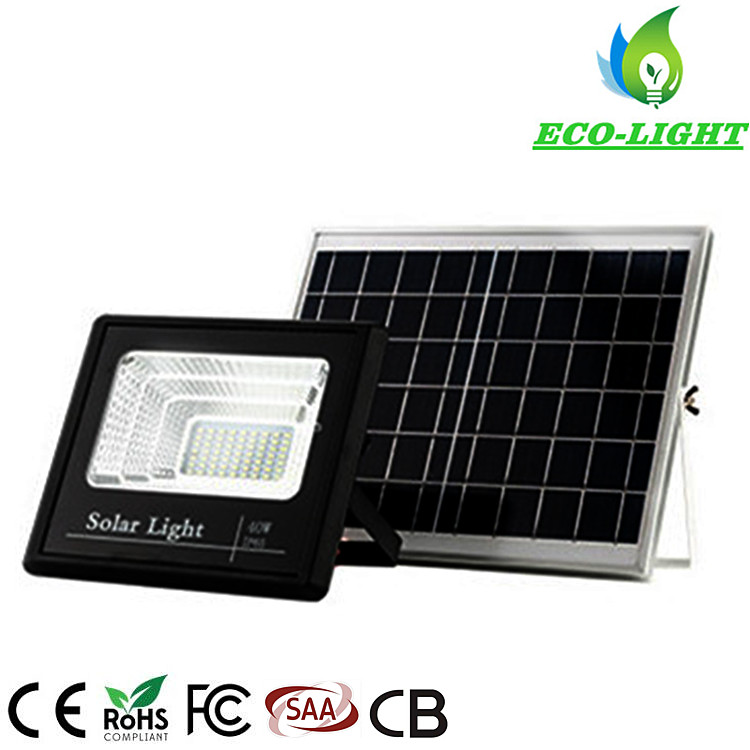 40W IP65 SMD LED Solar System Solar Garden Flood Lights