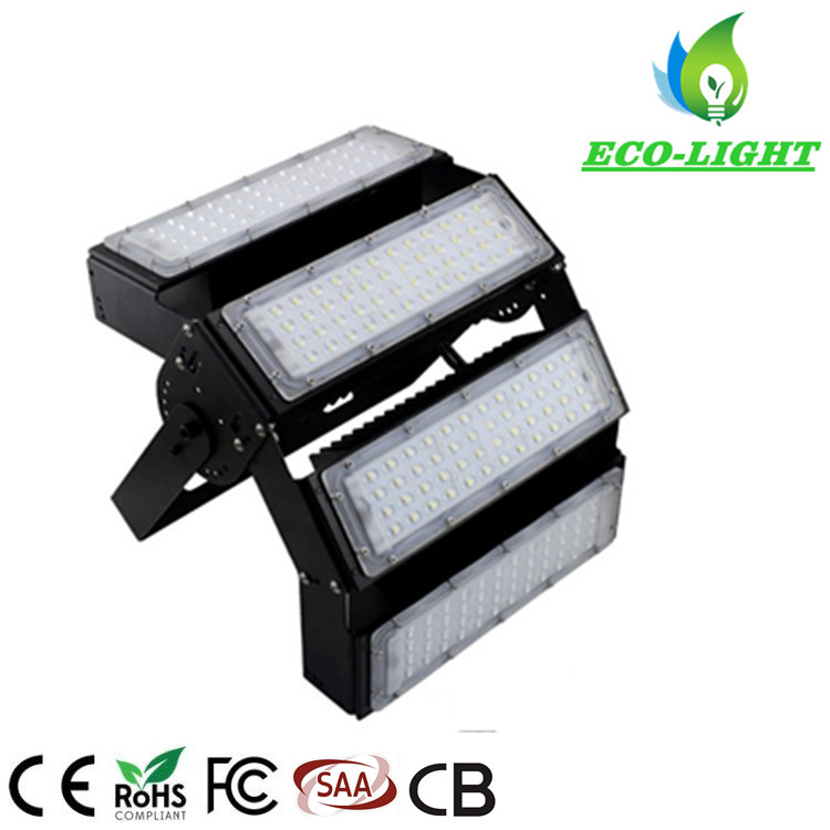 Adjustable Angle IP65 LED Stadium Industrial Lighting Lamp 200W LED Flood Lights